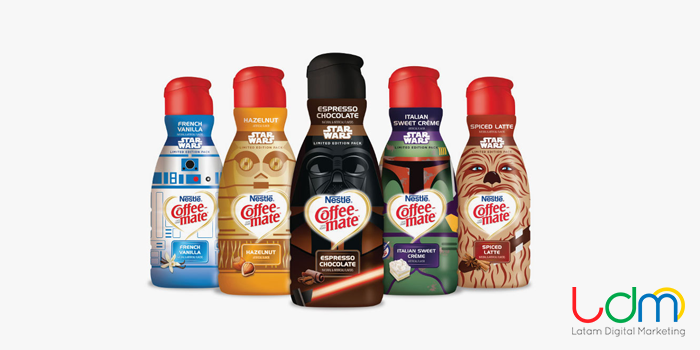 marketing de star wars