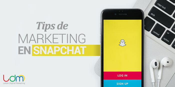 Marketing en Snapchat